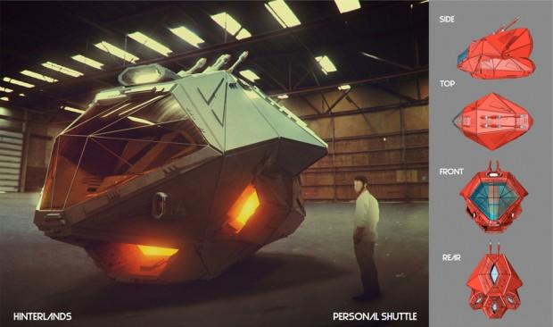 hinterlands-personal shuttle