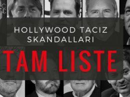 hollywood taciz skandallari