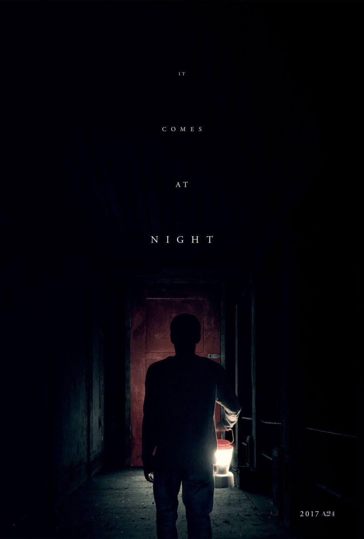 it comes at night - red door