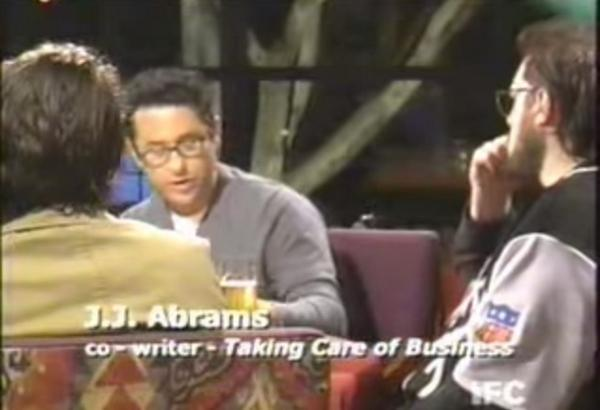 j j abrams taking care of business