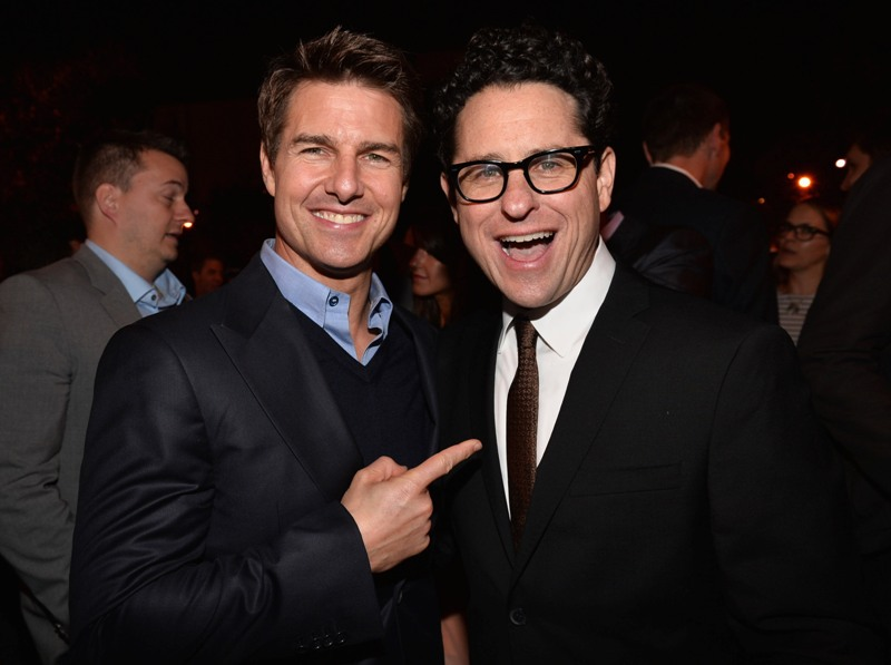 j j abrams tom cruise
