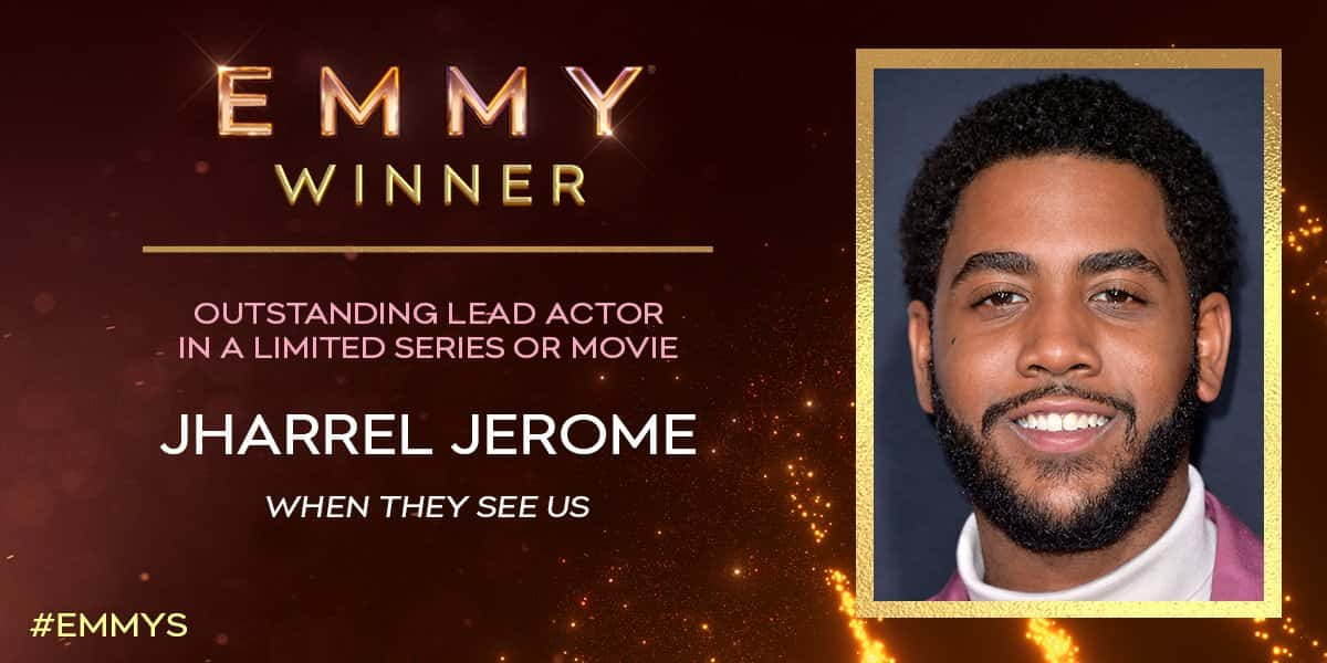 jharrel jerome emmy