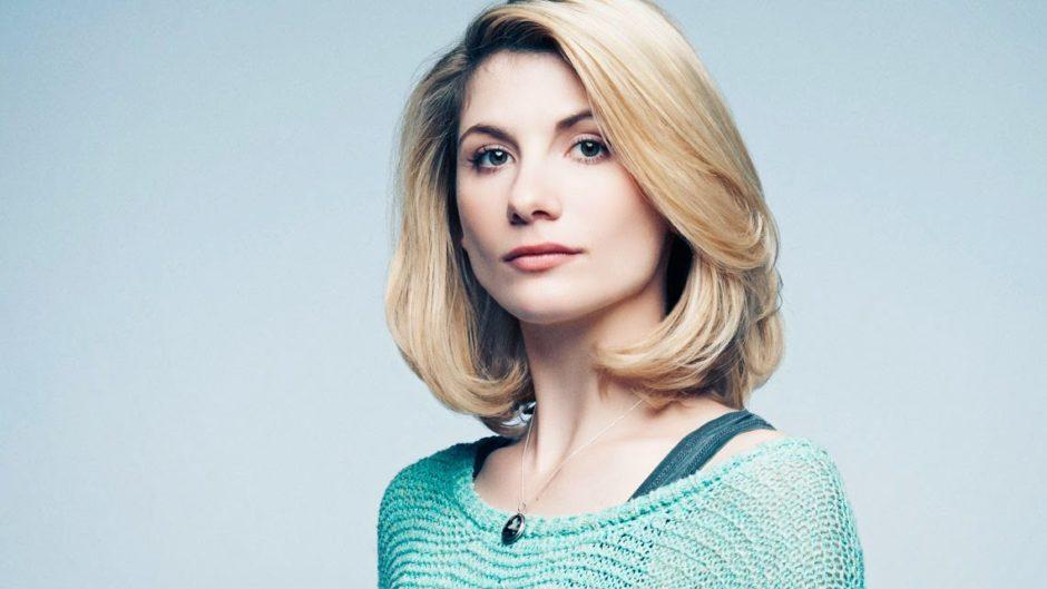 jodie whittaker onucuncu doktor