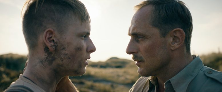 land of mine under sandet
