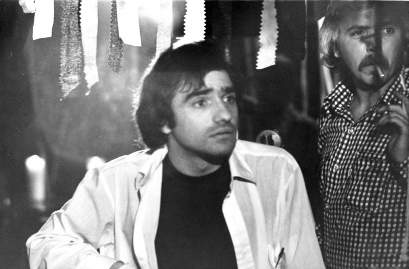 martin scorsese mean streets