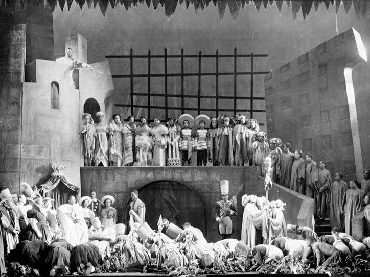 negro theatre
