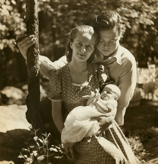 orson welles virginia nicholson