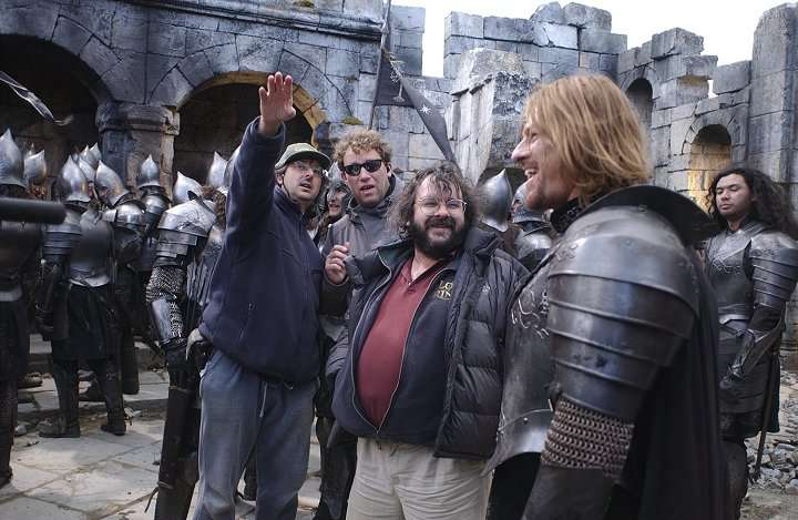 peter jackson the two towers