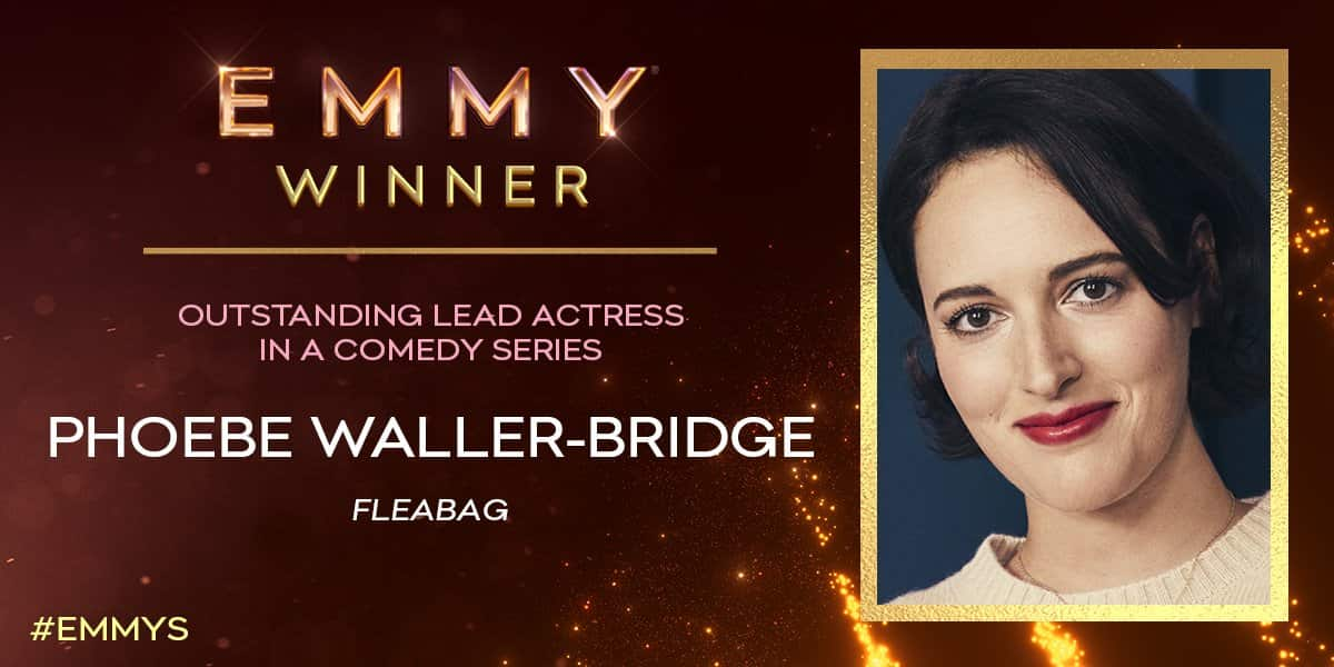 phoebe waller bridge emmy