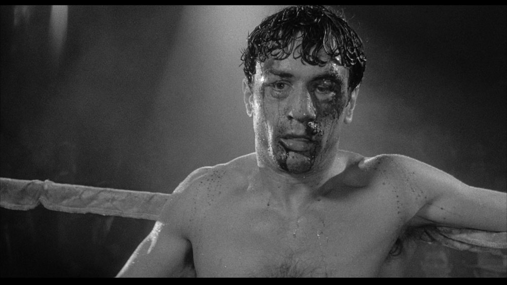 raging bull scorsese