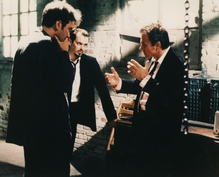 Reservoir Dogs - 1993