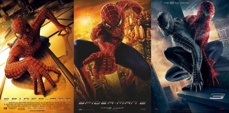 spiderman uclemesi