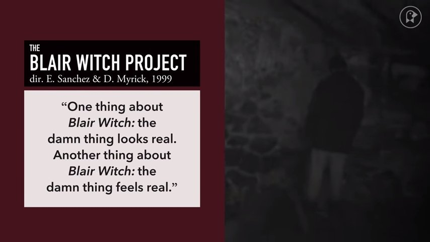 the blair witch project stephen king