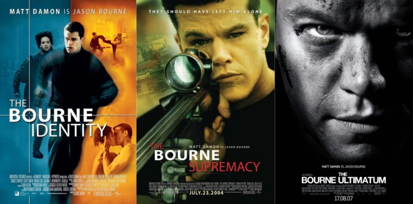 the bourne uclemesi
