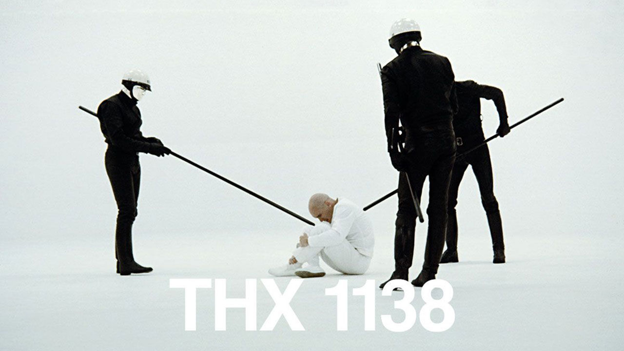 thx 1138 george lucas