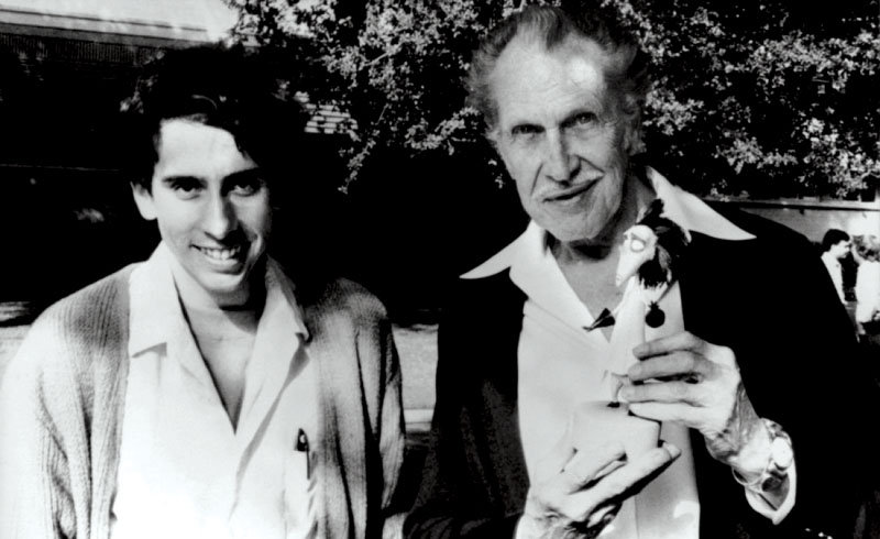 tim burton vincent price