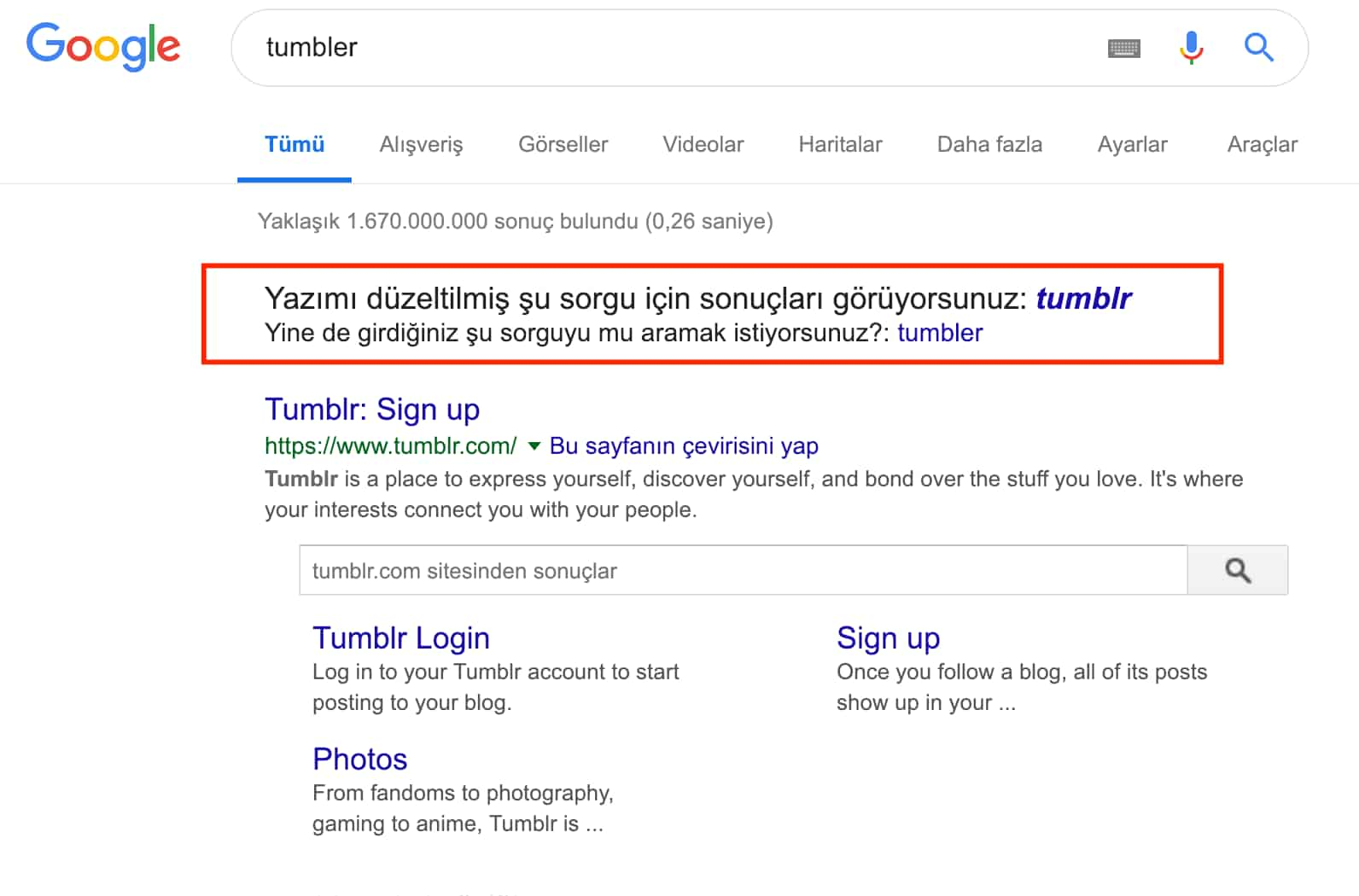 tumblr searching