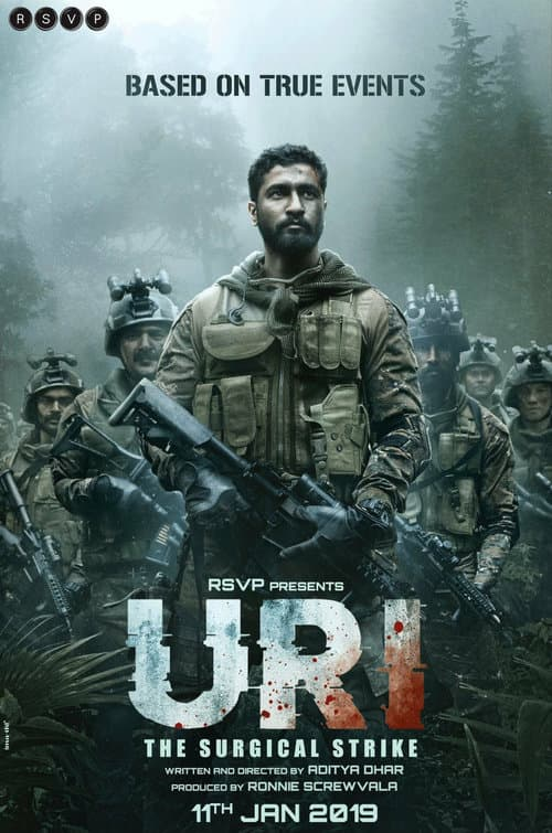- Uri: The Surgical Strike (2019)
