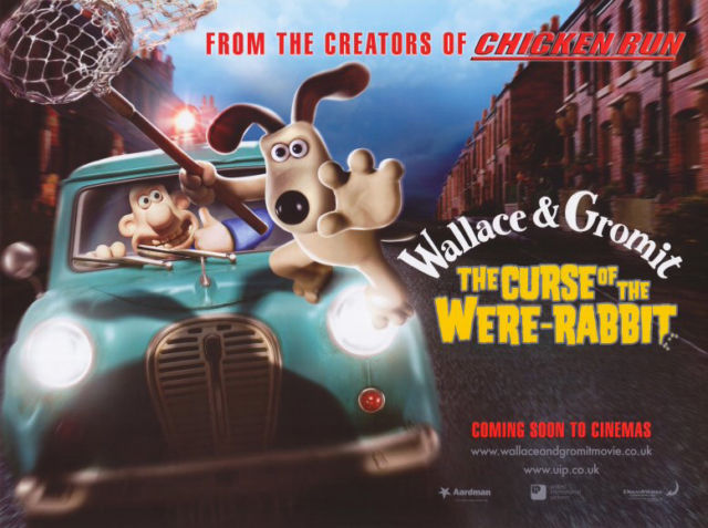 Wallace & Groomit: The Curse of the Were-Rabbit